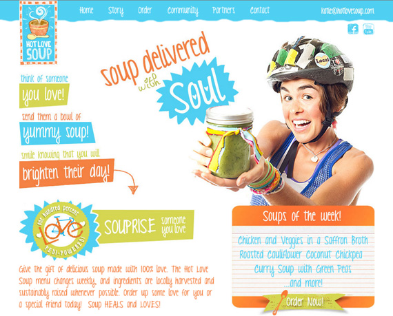 hot soup website