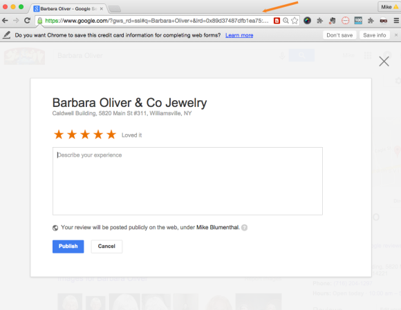 how to ask for google reviews
