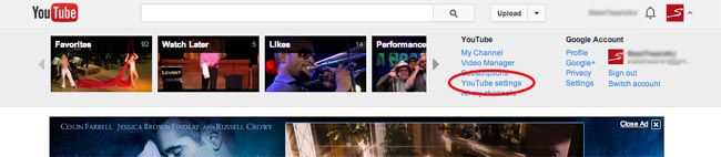 G+ Page In One Account, YouTube In Another? No problem! - Local