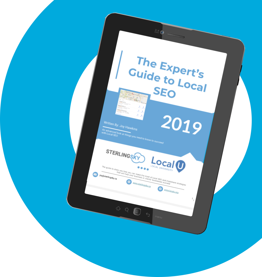 A 283+ page training manual that is updated monthly and contains advanced  tips and tactics for Local SEO that actually work and drive results.